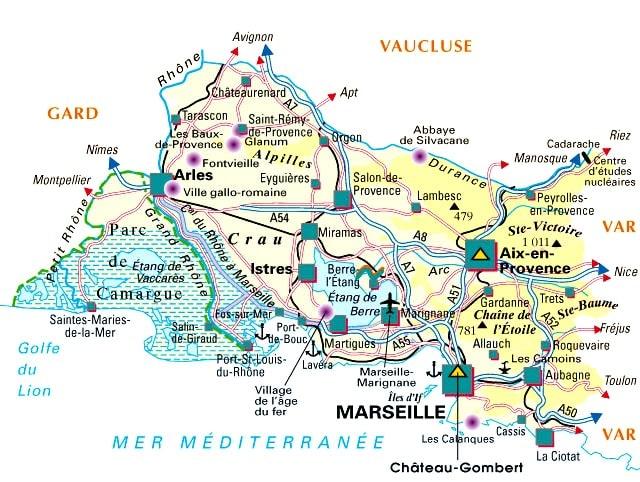 Chasseur immobilier marseille 10 conseils d 39 achat de votre - Distance entre marseille et salon de provence ...