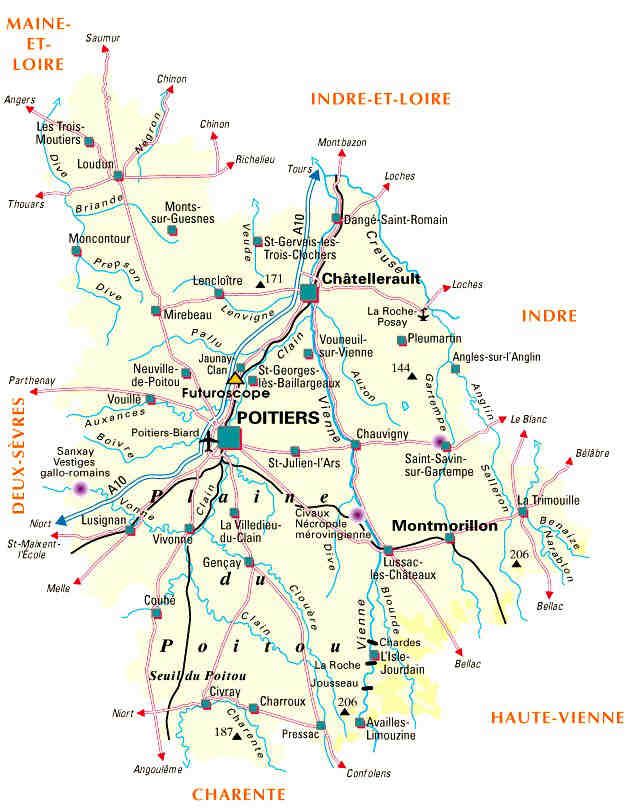 Chasseur immobilier poitiers vienne chasseur d 39 appartement for Vienne poitiers